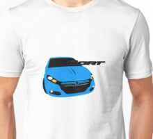 Dodge Dart - BlueStreak / Laser Blue Unisex T-Shirt