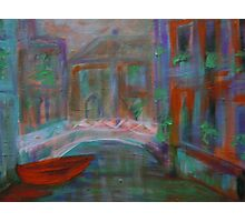 impressionism-roman holiday Photographic Print