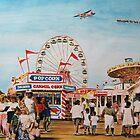 The Salem Fair by Jim Parker