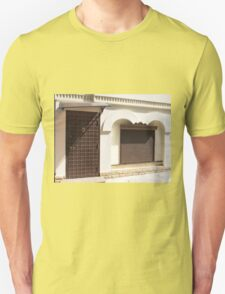 The facade of a small house T-Shirt