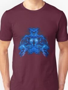 Blue Knight-Ref-0007 T-Shirt