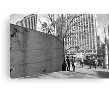 Wonder Wall 2 Metal Print