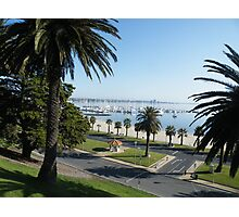 Geelong Photographic Print