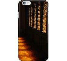 Amber Ambience iPhone Case/Skin