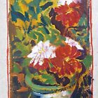 Garden Flowers by AgnesZirini