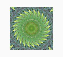 Beautiful Fern leaf kaleidoscope Unisex T-Shirt