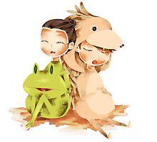 Hedgefrog by Angelyn11