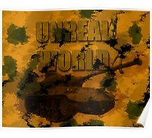 Unreal World Poster