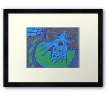 clara boy ant Framed Print