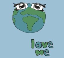 love me, Earth by faithie