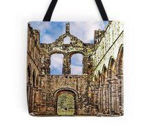 Kirkstall Abbey Ruins Tote Bag