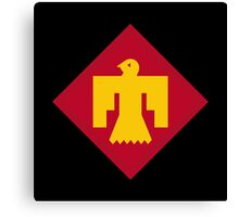 45th Infantry Brigade Combat Team (United States) Canvas Print