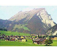 """Village - Reizlern, Austria"" Photographic Print"