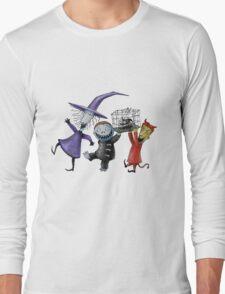 Lock, Shock, and Barrel Long Sleeve T-Shirt