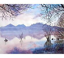 Reflections... Photographic Print