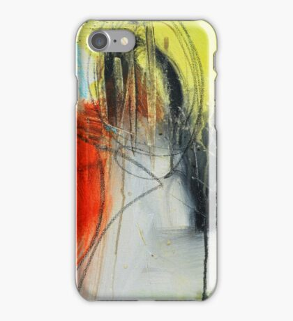 Golden Rain iPhone Case/Skin