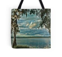 Cypress Doorway Tote Bag