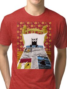 Duvet Cover Tri-blend T-Shirt