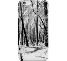 Lake Mountain, Victoria iPhone Case/Skin