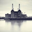 Battersea Power Station, London by fineartphoto1