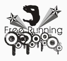 Retro Free Running by Dom Redd