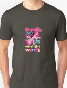 Pinkie Pie Unisex T-Shirt
