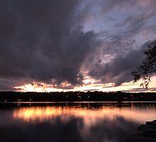 The Lake Isle by blockedmuse