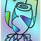 Glass Flower by IrisGelbart