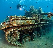 The Tank by Tobias Friedrich