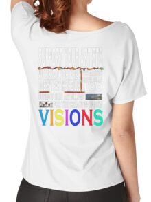 Support Your Artists Tee-Shirt Women's Relaxed Fit T-Shirt