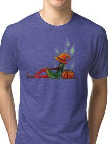 The spirit of Halloween Tri-blend T-Shirt