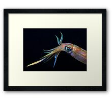Tentacles Framed Print