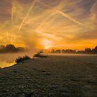 Autumn Sunrise by Jim Hellier