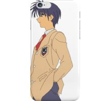 Clannad Tomoya  iPhone Case/Skin