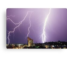 Extreme Power Canvas Print