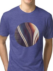 Lines/Abstract 7.1 Tri-blend T-Shirt