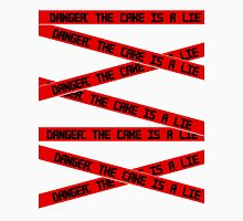 Danger: The Cake is a Lie Unisex T-Shirt