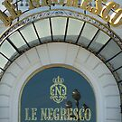 Le Negresco by Fara