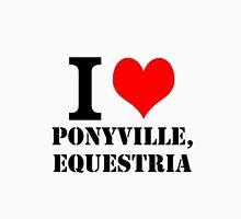 I <3 Ponyville Unisex T-Shirt