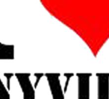 I <3 Ponyville Sticker