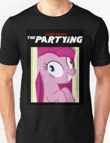 Lauren Faust's The Partying Unisex T-Shirt