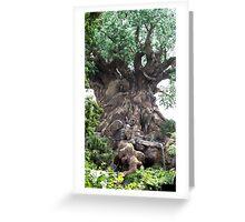 DAK - Tree Of Life Greeting Card