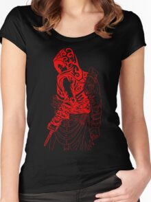 Assassins Creed Tribal Women's Fitted Scoop T-Shirt