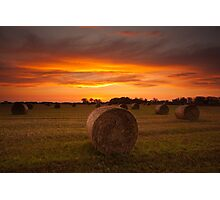 Dornock Sunrise Photographic Print