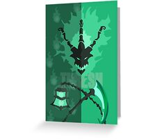 League of Legends Thresh HQ Greeting Card