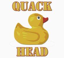 Quack Head by gleekgirl