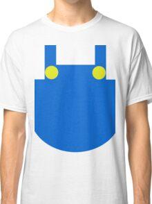Mario Dungaree Print Classic T-Shirt