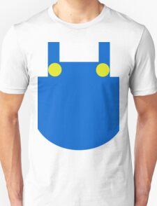 Mario Dungaree Print T-Shirt