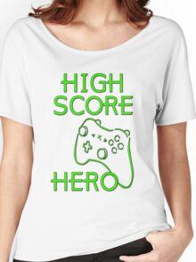 High Score Hero XBox Women's Relaxed Fit T-Shirt