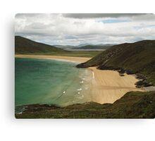 Rossan Bay 2 Canvas Print